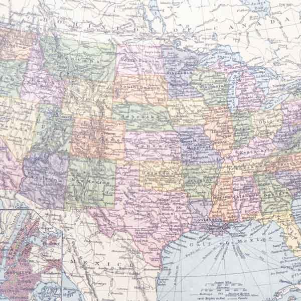 کارتوگرافی از گرایش های مهندسی نقشه برداری
