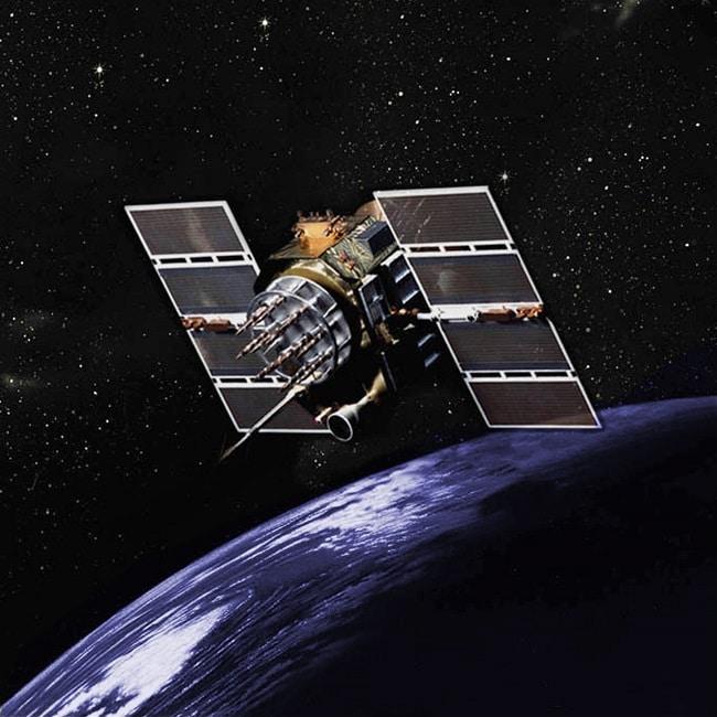 ماهواره های بوک 2 جی پی اس