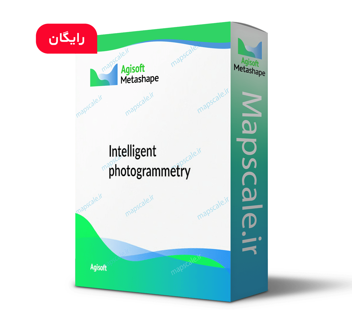 نرم افزار Agisoft Metashape (Photoscan) Pro