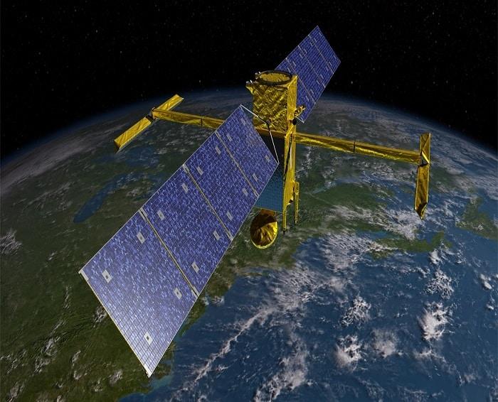 مرکز ملی Centre National d'Etudes Spatiales (CNES) (آژانس فضایی دولت فرانسه) و ناسا
