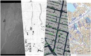 دریافت نقشه هوایی و خرید عکس هوایی از سازملن نقشه برداری و سازمان جغرافیایی ارتش