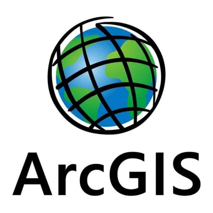 معرفی نرم افزار arcgis