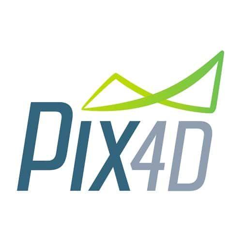 نرم افزار pix4d از سری نرم افزار های فتوگرامتری