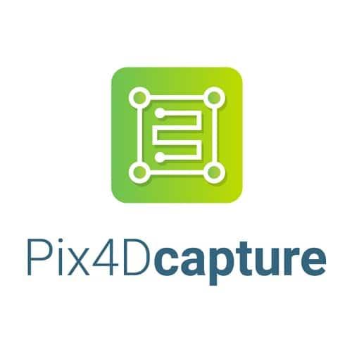 نرم افزار pix4d capture از سری نرم افزار های pix4d