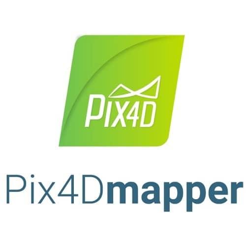 نرم افزار pix4d mapper از سری نرم افزار های pix4d