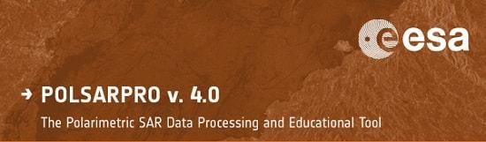 نرم افزار PolSARPro از جمله نرم افزار های متن باز سنجش از دور