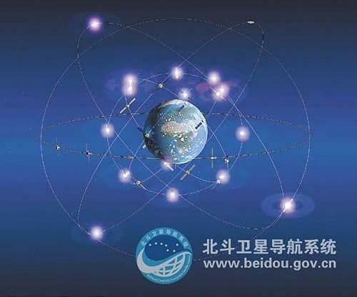 ماهواره BDS ماموریت ارتباط پیام کوتاه و امن  بین المللی