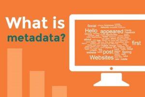 metadata متادیتا یا فراداده ابرداده