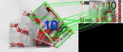 نمایش نقاط گرهی در فتوگرامتری