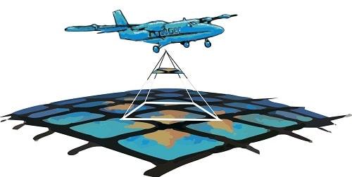 فتوگرامتری علم تهیه نقشه