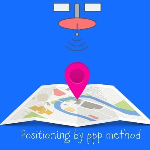 آ»وزش تعیین موقعینت به روش ppp