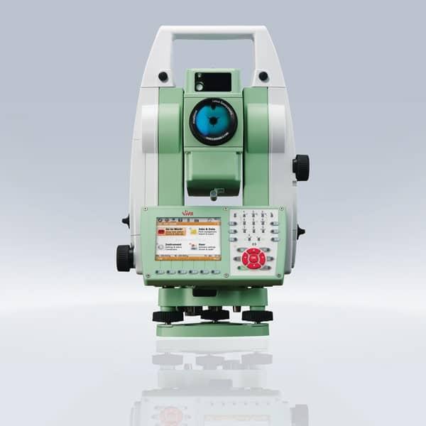 دوربین توتال استیشن نقشه برداری