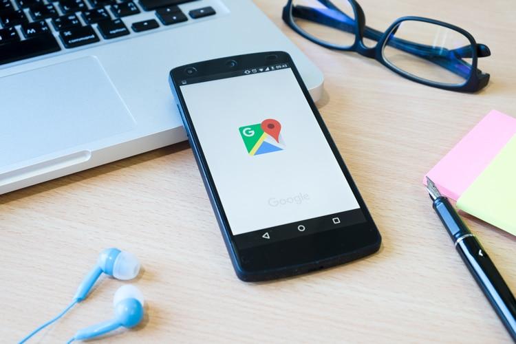 تصاویر و نقشه های گوگل مپ و گوگل ارث
