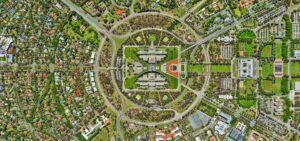 تهیه (مثلث بندی) و تبدیل عکس هوایی به نقشه، نقشه برداری با پهپاد و ...