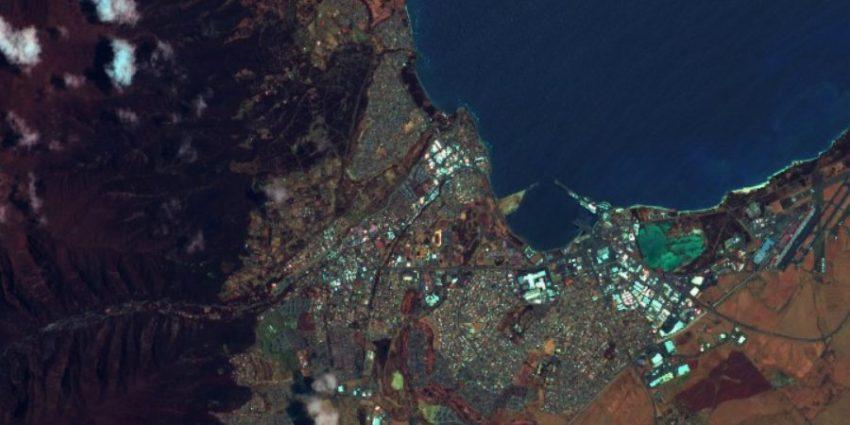 زمین شناسی در تصاویر سنتینل2