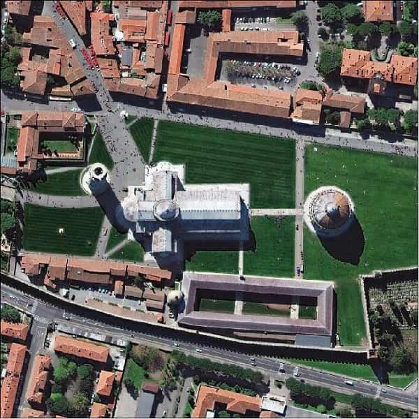 تصویر ماهواره world view