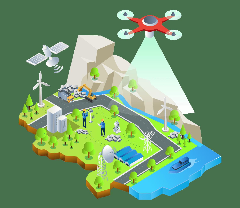 وبسایت آموزشی مهندسی مپ اسکیل-آموزش نقشه برداری و فتوگرامتری
