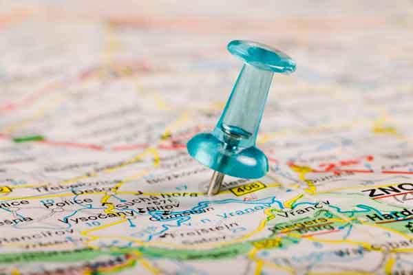 کارتوگرافی جغرافیا